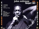John Coltrane Quintet - Music At Newport RI July 1st 1961 (Rare)