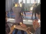 Повседневные тренировки в группе Вин Чун IWCO
