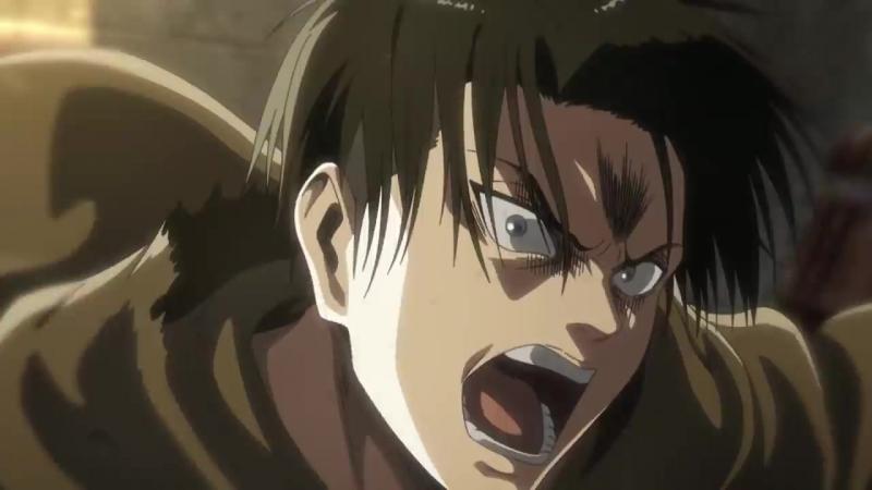 Shingeki no Kyojin 3 Атака Титанов 3 трейлер русская озвучка Nokinal VieliS AniMaunt