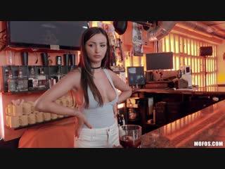 Alyssa kent - barmaid gets laid again [all sex, hardcore, blowjob, gonzo]