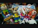 Мягкие игрушки с озвучкой Барбоскины ©