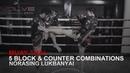 Muay Thai 5 Block Counter Combinations Evolve University