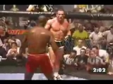 Mark Coleman (Марк Колман) vs. Maurice Smith (Морис Смит)