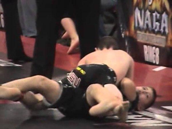 Michael Faro - Predator MMA - 2012 NAGA NC - Oct 17, 2012 - Championship Match
