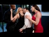 Chanel Preston, Julia Ann  Night Caps Brazzers. Big Ass, Big Tits, Feet, Group Sex, MILF