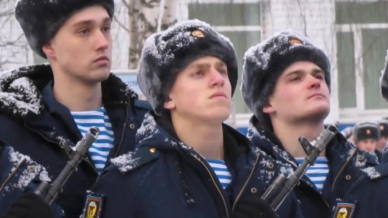 Присяга Олега Даньшина