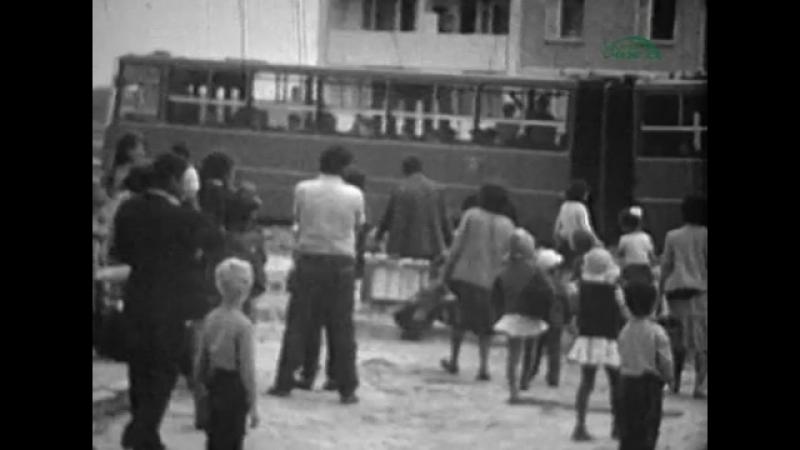 Хроника аварии на 4 блоке ЧАЭС 3 часть 27 апреля