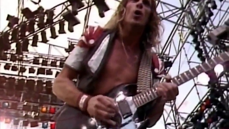 Judas Priest The Green Manalishi With the Two Prong Crown US Festival '83