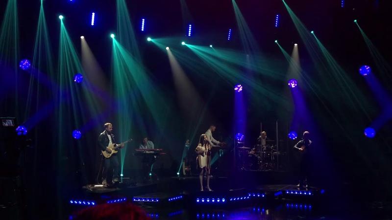 Христина Соловій - «Хвиля» live at the Kyiv UA Channel. 05.11.2018