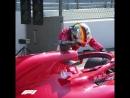 Russia 2018 Ferrari miss-time final laps