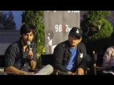 Linkin Park interview A Thousand Suns Mike Shinoda Mr. Han