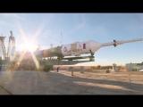 Союз МС-10 занял свое место место на Байконуре