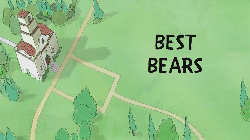 We Bare Bears S04E09 - Мы Обычные Медведи (Вся правда о медведях) - Сезон 4 Серия 9 (rus sub) Субтитры