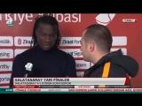 Galatasaray 4-1 Konyaspor Bafetimbi Gomis Röportajı.mp4