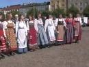 Tverin Inkeriläiset ryhmä Karjalan Koivu esiintyy TAMPERE