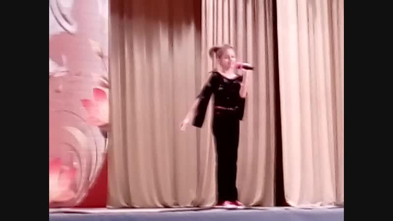 Лиза Сильченкова Вредная Бетти Международный конкурсДетства светлая мечта