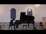 Мурад Гаджиев И.С. Бах - Органная хоральная прелюдия  Взываю к тебе Господи BWV 639