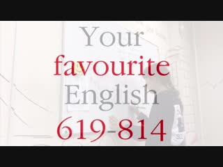 Speak&Read - Your favourite English ??