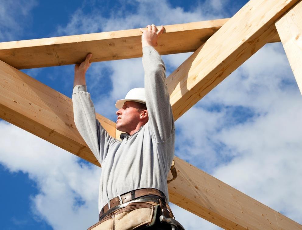 Большинство городов требуют разрешения на строительство.