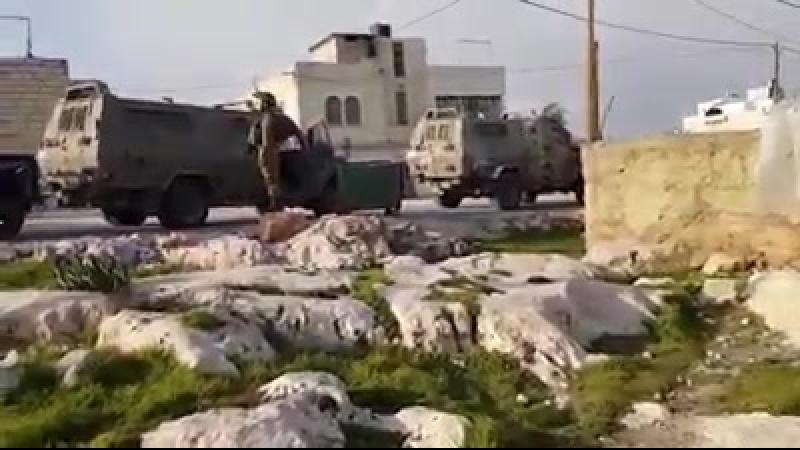 Younes Arar Ils ne s'arrêtent jamais, Les soldats de l'occupation sioniste ont enlevé le citoyen palestinien Ahmad Eddamen et s