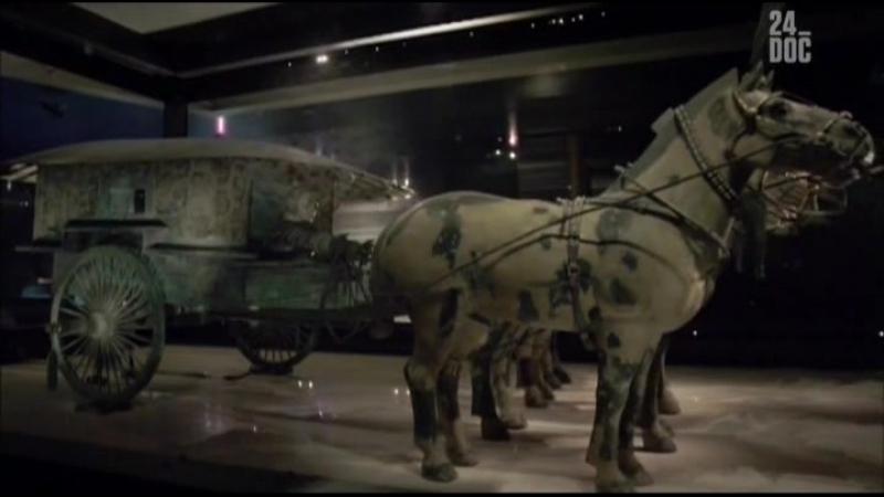 BBC «Искусство Китая» 01. В поисках рая