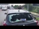 Сбивая шлагбаумы: Пьяный немец прорвался на Украину со стороны Польши