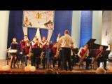 Glenn Miller-St.Louis Blues March (исполняет джазовый оркестр ЯМШ им. Спендиарова)