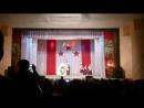 Наши детки. Выступление в Молодежно-культурном центре города Старая Русса на районном фестивале гражданско-патриотической песни