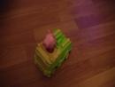 Машинка Свинка Пеппа (ездит, музыка)