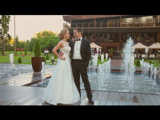 Василий и Елена. Свадьба в Моне бутик-отель.