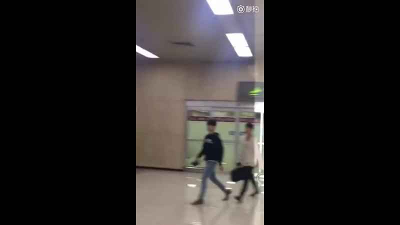 19 03 2018 аэропорт Gimpo Вернулись из Японии 1