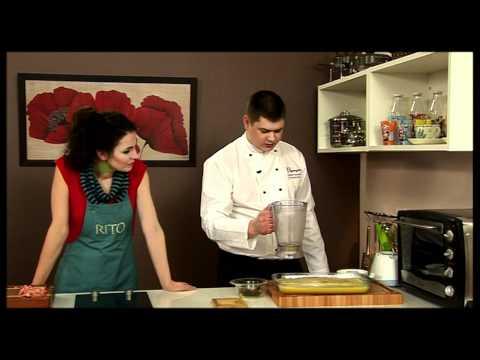 Utro so vkusom - Sergejs Tracevskis restorāna Rozengrāls šefpavārs16_18.02.2012