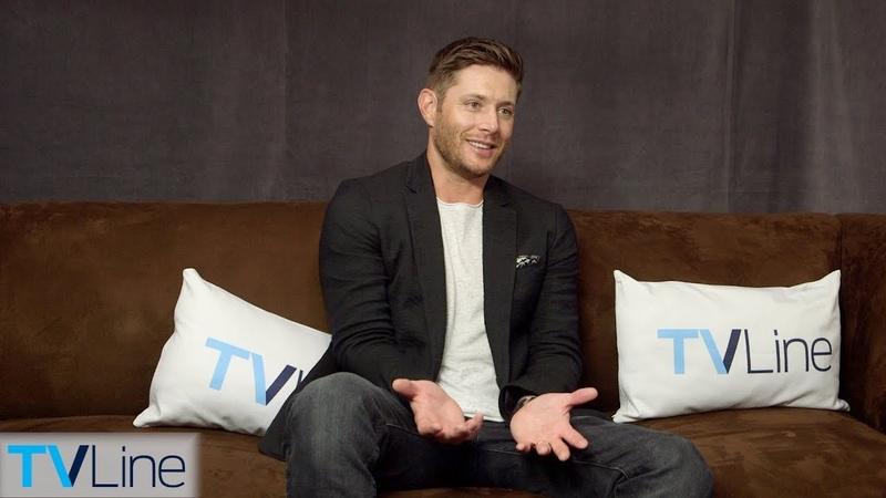 Jensen Ackles Talks Supernatural Season 14 | Comic-Con 2018 | TVLine