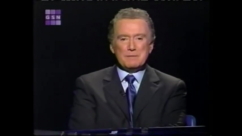 Who Wants to Be a Millionaire (USA) (15.04.2001)