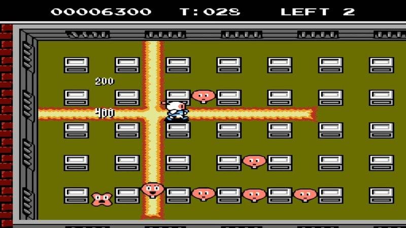 Bomberman 2 NES - Прохождение (Бомбермен 2 Dendy, Денди - Walkthrough)