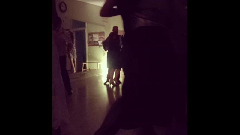 Домашняя Милонга в школе танцев Avenida 15/06/2018.mp4