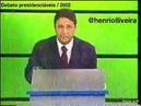 No debate de 2002, LULA não sabia nem o que era CIDE