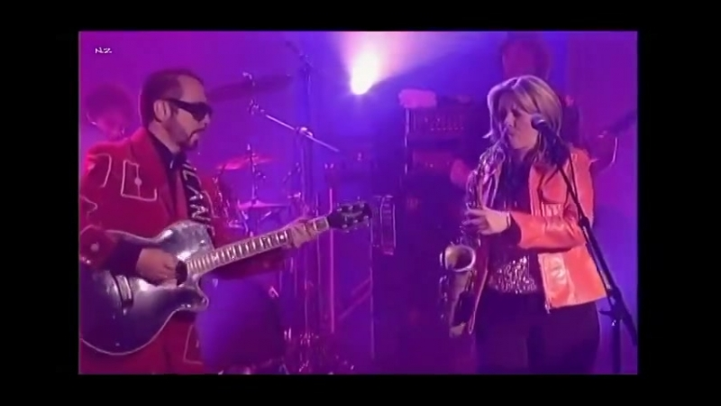 Candy Dulfer Dave Stewart - Lily Was Here ( 1989 )