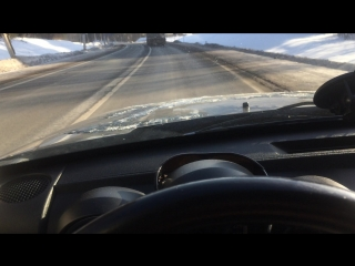Расход на DODGE NITRO V6 - 3.7L при спокойной манере езды, без ускорений