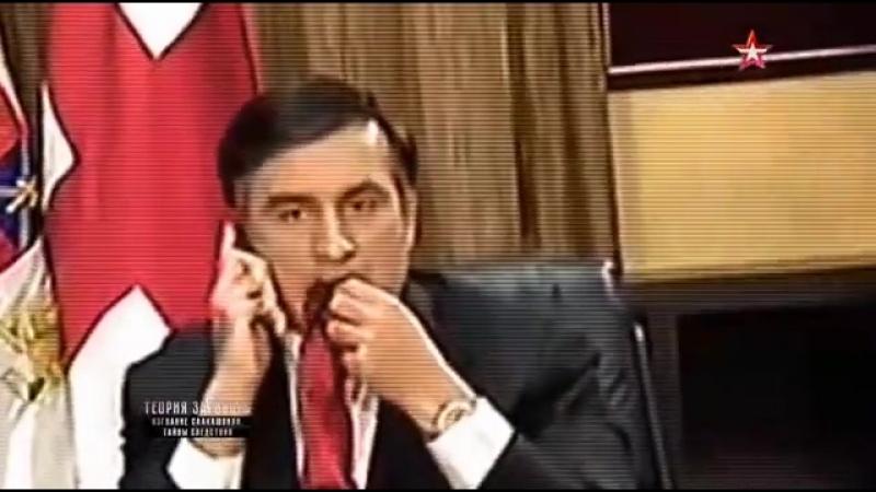 Теория заговора. Изгнание Саакашвили. Тайны следствия ( 15.02.2018 )
