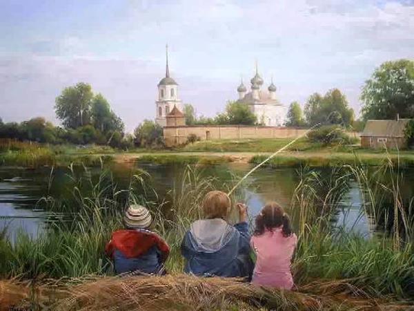 Тамара МИАНСАРОВА - Моя Россия