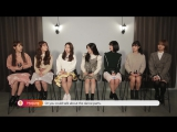 · Show|Interview · 180115 · OH MY GIRL · Arirang TV