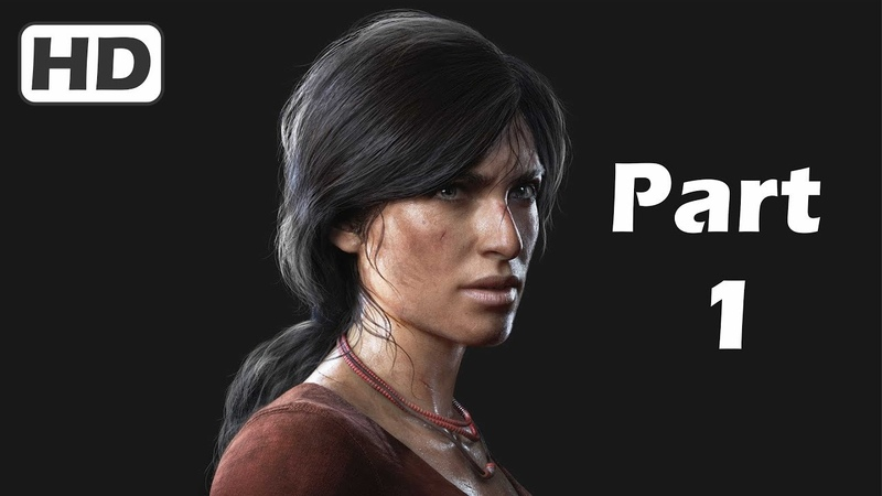 UNCHARTED THE LOST LEGACY Walkthrough Gameplay Part 1 - The Insurgency - PS4 Pro