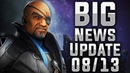 BIG News Update MARVEL Strike Force Preset Teams Orange Gear Loki Blitz More