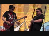 DAMON FOWLER &amp ERIC JOHANSON Up The Line (Las Vegas_Big Blues BENDER ) 2018 _ Full HD