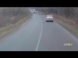 ✩ Похожая авария Skoda Fabia врезалась в автобус