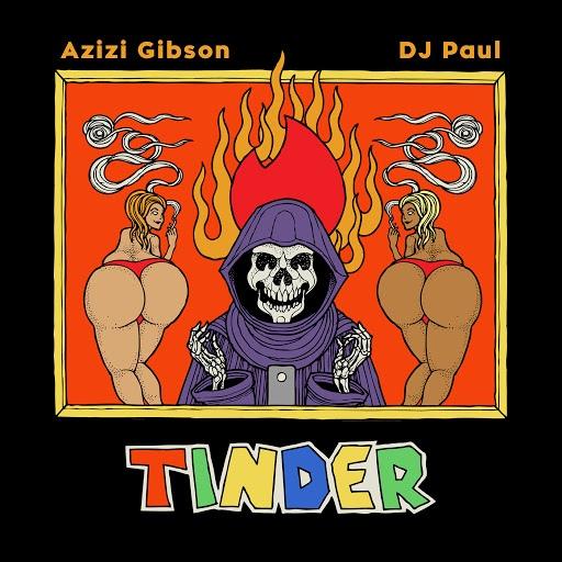 Azizi Gibson альбом Tinder