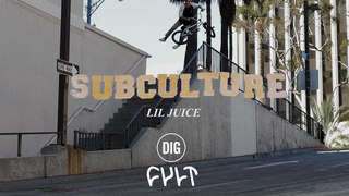 CULTCREW/ LIL JUICE/ SUBCULTURE 01 // insidebmx