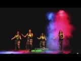 Chandra show 2018: Elixir. Витриоль (Серная кислота). Выступающий состав по belly dance.