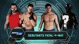 SBW SmackDown - The Miz vs Jey KO vs TJ Perkins vs